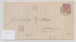 DR.- Stempel Beleg  Adelsheim      (be7914 ) Siehe Scan - Briefe U. Dokumente