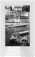 """CPSM  DINARD - Le Bac Et Les Hôtels """" Printania """" Et """" Bellevue """" - Dinard"""