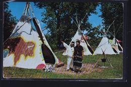 INDIEN CARTE POSTEE DE MINEAPOLIS 1964 - Minneapolis