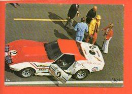 AUTOMOBILES - Le MANS - Circuit Des 24 Heures - Chevrolet Corvette GT S - Le Mans