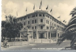 FORTE DEI MARMI.GRAND HOTEL  FORTE DEI MARMI,VIAGGIATA .1956-FG-A1301-T - Hotels & Restaurants
