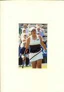 Tennis - Marion BARTOLI - Autographes