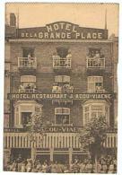 JOLI LOT DE 6 CARTES DE LA PANNE HOTEL DE LA GRAND PLACE  ***  A   SAIISR **** - De Panne