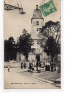 Haute-Saône : Arc Les Gray : Place De L'Eglise - France