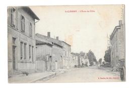 (9776-54) Saint Clement - L'Ecole Des Filles - France