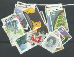 PAYS-BAS: **, N°1255 à 1279, Année 1986, TB - Ungebraucht
