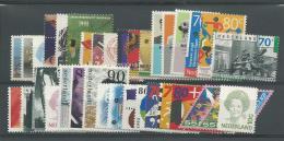 PAYS-BAS: **, N°1424 à 1461, Année 1993, Complète Sf N°1437, TB - Ungebraucht