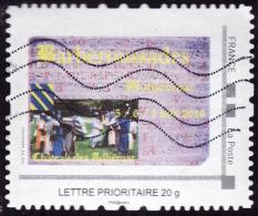 FRANCE  2016 -  Barberoussades - Montelimar -  Oblitéré - Personalized Stamps