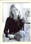 Nicole GARCIA - Autographes