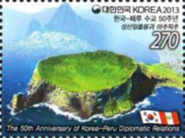 ZUID KOREA/ MICHEL /  ZIE SCAN (AZI 132 ) - Corée Du Sud