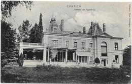 Contich NA3: Château Des Eglantiers 1908 - Kontich