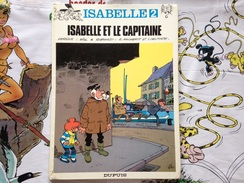 BD Isabelle Et Le Capitaine - Will (E.O.) - Isabelle