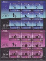 Europa Cept 2009 Slovenia 2v 2 Sheetlets ** Mnh (30419) - 2009