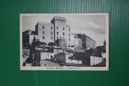 CARTOLINA ROSIGNANO  - CASTELLO MEDICEO - AFFRANCATURA ASSE  - 1943 - Castles