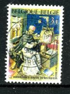 Belgique COB 1378 ° Schaerbeek - Oblitérés