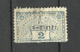 BELGIEN Belgium Tax Fiscal Stamp O - Revenue Stamps