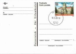 Österreich / Austria - Postkarte Gestempelt / Postcard Used (N142) - Ganzsachen
