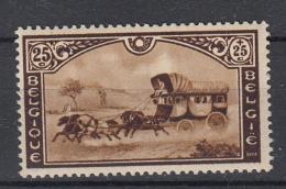 BELGIË - OBP - 1935 - Nr 408 - MH* - Belgium