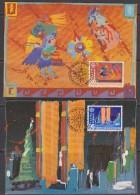 Europa Cept 1992 Liechtenstein 2v Maxicards (30429) - Europa-CEPT