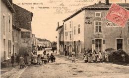 54 MEURTHE ET MOSELLE - VANDIERES Route De Pagny - Andere Gemeenten