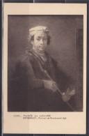 = Carte Postale Musée Du Louvre Rembrands Portrait De Rembrandt âgé, édition Musées Nationaux 2555 - Museums