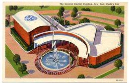 The General Electric Building New York World's Fair  ( Etats Unis ) - Expositions