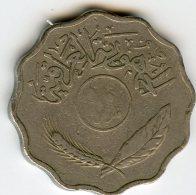 Iraq 10 Fils 1967 KM 126 - Iraq