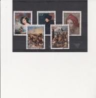 CONGO -  POSTE AERIENNE N° 90 A 94 OBLITERE  TB  ANNEE 1970 - Afgestempeld