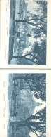 BUENOS AIRES SOUVENIR SPECTACULAR EDITIONS BOURQUIN AN 1924 CARNET RARISIME DE 28 PHOTOS AU BLEU UNIQUE EN DELCAMPE - Argentina