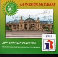81ème CONGRES PARIS 2008, FFAP - FFAP