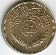 Iraq 50 Fils 1979 KM 128 - Iraq