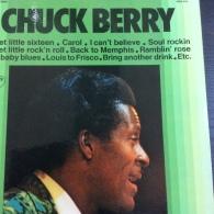 Chuck BERRY : ENREGISTREMENTS ORIGINAUX De 1970 à 1973 - Sweet Little Sixteen , Carol , Louis To Frisco , Oh Baby Doll . - Rock
