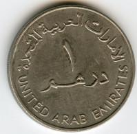 Emirats Arabes Unis United Arab Emirates 1 Dirham 1393 - 1973 KM 6.1 - Emirats Arabes Unis
