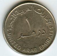 Emirats Arabes Unis United Arab Emirates 1 Dirham 1415 - 1995 KM 6.2 - Emirats Arabes Unis