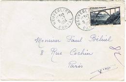 928 SEUL SUR LETTRE - Postmark Collection (Covers)