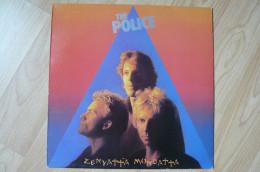 The Police - Zenyatta Mondatta - 33T - 1980 - Rock