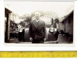 35456 ( 2 Scans ) Vieux Camion - Oude Vrachtwagen - Automobiles