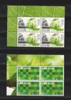Ireland (Eire) 2016 - Europa: Think Green Stamp Set Block Of 4 Mnh - Europa-CEPT