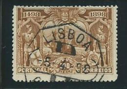 PORTUGAL: Obl., N°152, TB - 1892-1898: D. Carlos I.
