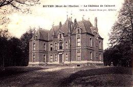 RUYEN / LE CHATEAU DE CALMONT - Kluisbergen