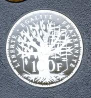 1999, 100 FRANCS  BELLE EPREUVE ( ISSUE DU COFFRET BE) - France