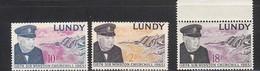 LUNDY 1965 CHURCHILL - INTEGRI - Emissione Locali