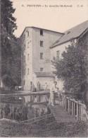 PROVINS - Le Moulin St-Ayoul - Animé - Peu Fréquent - TBE - Provins