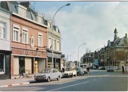 SAINT-ANDRE - Rue Du Général Leclerc - Le Tabac Du Centre - PMU - Voitures Année 60 - CPSM GF - Otros Municipios