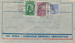 RIO DE JANAIRO - 1931 , Brief Nach Wetzlar - Posta Aerea