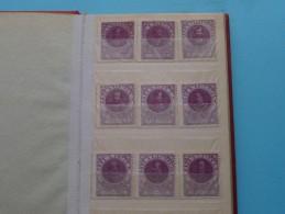 PAUS - PAPE - POPE 142 Pcs !! ( Sluitzegels Timbres-Vignettes Picture Stamps Verschlussmarken : Zie Foto Détail ) ! - Vaticaanstad