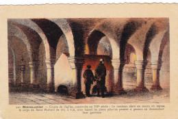 NOIRMOUTIER  CRYPTE DE L'EGLISE (dil240) - Noirmoutier