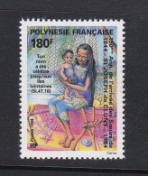 French Polynesia SG 698 1994 Arrival Sisters Of St. Joseph MNH - French Polynesia