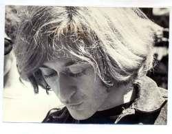 Michel POLNAREFF - Photo Originale Amsterdam & Bonus - Berühmtheiten
