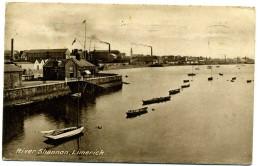 Limerick  - River  Shannon - Limerick